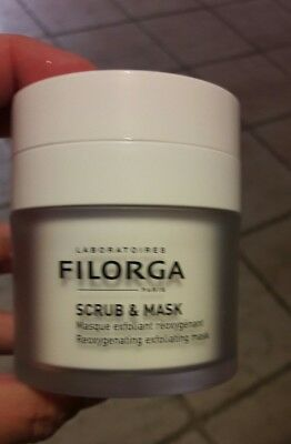 filorga scrub and mask