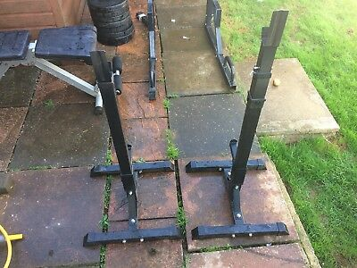 Squat/bench Stands