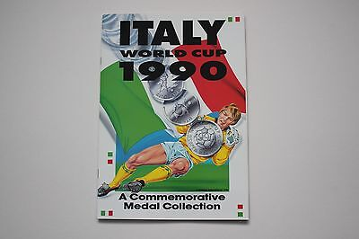 Italy World Cup 1990 Medal Collection - Part Set