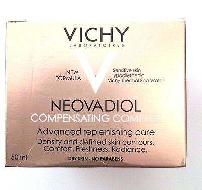 VICHY  Neovadiol Compensating Complex Dry Skin 50ml No Parabens