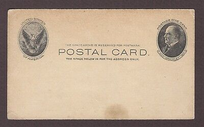 mjstampshobby 1901 US Postal Card Vintage Unused (Lot4999)