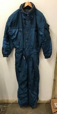 Size 46 Killy Dark Blue Ski/ Snow Suit/ All In One