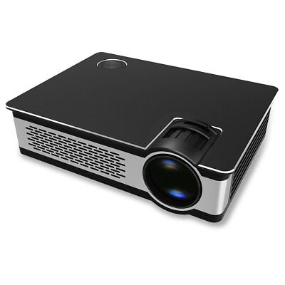 Android Wireless LED Projector HD 720p Native Resolution Kodi *FREE POSTAGE*