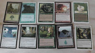 M T G  -  20  MAGIC  The  GATHERING  -  Trading  Cards