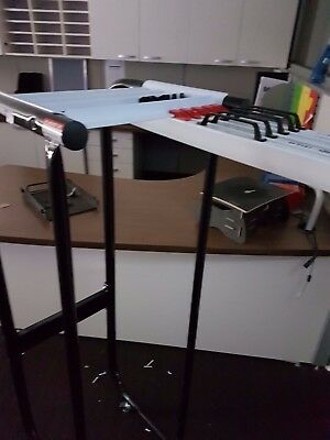 Office Vertical Plan Clamp Holder Horse