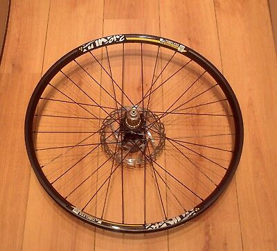 Hand Built Mountain Bicycle Bespoke Wheel Building Service