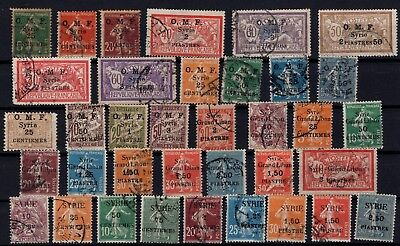 P43284/ Syrrie / Syrria / Lot 1924 Obl / Used 113 €