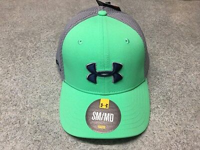 Boys Under Armour Classic Mesh Cap SM/MD To Clear £10 Free P & P