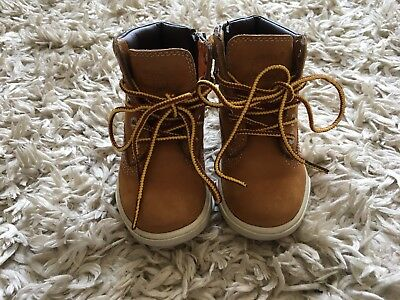 Toddler Timberland Groveton Boots UK 4.5