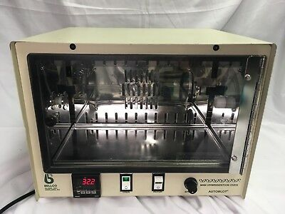 Bellco Mini Hybridization Oven Autoblot 7930-10110 Used Tested