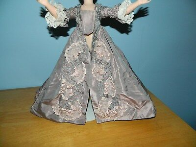 Madame Alexander 21 inch Cissy Winter Pompadour Dress And Coat ONLY