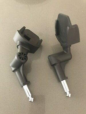 Out And About Nipper Adaptors For Maxi Cosi Car Seat