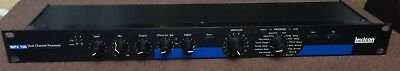 Lexicon MPX100 reverb & multi effects Processor. Used.