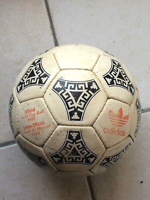 Azteca Mexico official world cup ball 1986 Made in France.