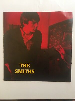 THE SMITHS Stop Me if You Think You've Heard This One Before German White Vinyl
