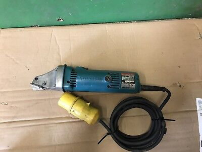 Makita 110v JS 1660 Straight Cut Shears