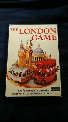 Vintage THE LONDON GAME Board Game, great conditon