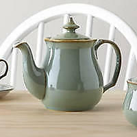 USED DENBY~~Regency Green~~TEAPOT/TEA POT