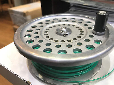 Hardy Marquis Salmon Number 2 Spool - With DT10 Intermediate Line