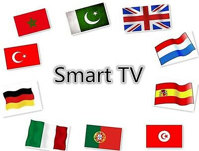 Test , Trial Iptv Servidor Privado 5400 Channels Canales Test 24h