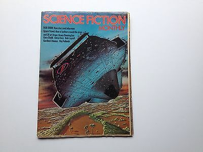 SCIENCE FICTION MONTHLY 1975 VOL 2 No 9 BOB SHAW