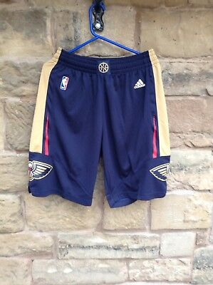 Brand New With Tags Adidas NBA New Orleans Pelicans Shorts Navy Medium