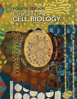 Essential Cell Biology E-B00K - 4-Fourth Edition Alberts Bray Hopkin Walter BOOK