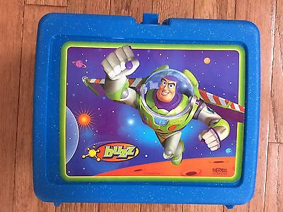 Buzz Light Year Thermos Lunch box and thermos