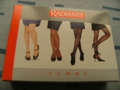 Chaussettes de  contention RADIANTE