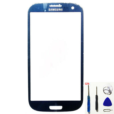 NEW SAMSUNG GALAXY SIII S3 TOUCH SCREEN i9300 Replacement DISPLAY GLASS + Tools