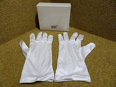 Mont Blanc Gloves And Eye Loupe