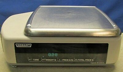 Hobart Quantum 029032-BJ Digital Deli Grocery Scale & Printer