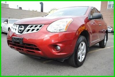 2012 Nissan Rogue S 2012 Nissan Rogue Special Edition Salvage Wrecked Rebuildable EZ fix Save Big!!!