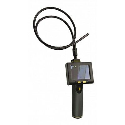 """foto-video-endoskop with Wireless LCD-COLOR MONITOR Ø 0.22 """" , 5x3000mm NEW"""