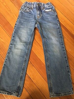 Boys Old Navy Jeans *6 Slim *Loose Bootcut *GUC