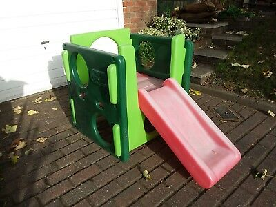 Toddlers climbing and sliding toy by Little Tikes.