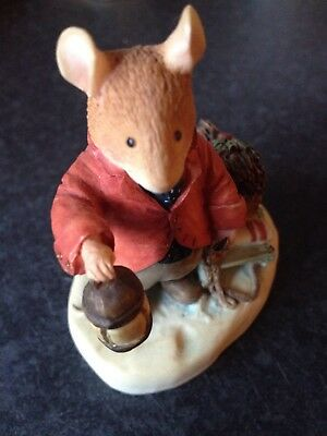 Villeroy Boch Foxwood Tales Harvey Mouse- Coming Home