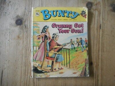 Bunty picture story library for girls,6d no. 138.