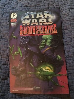 Star Wars Shadows Of The Empire Comic