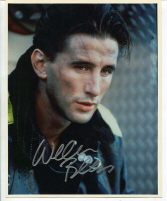 WILLIAM BALDWIN autograph HAND SIGNED 5426