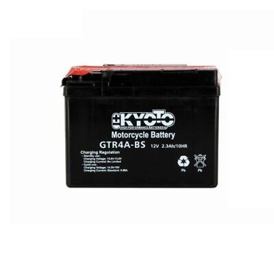 Kyoto Battery YTR4A-BS Sealed with acid Without Maintenance