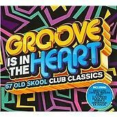 Various Artists - Groove Is in the Heart [Universal] (2016)