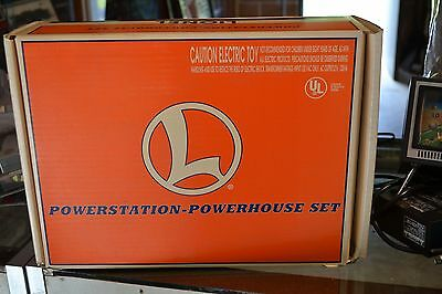 Lionel 6-12938 Powerstation Powerhouse Set - NEW