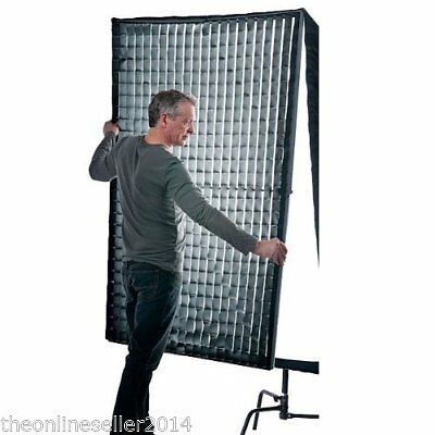 Bowens Lumiair Softbox 140x100 40 Degree Soft Egg Crates  BW-1516