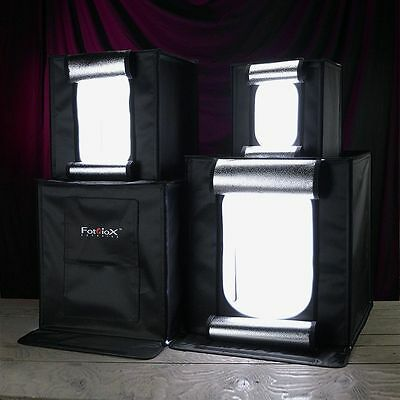 Fotodiox Pro LED Studio-in-a-Box for Table Top Photography 20x20""