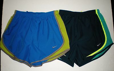 NIKE DRI FIT Womens Tempo Running Shorts Size Small Athletic