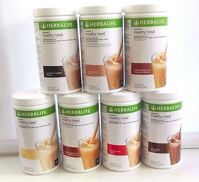 HERBALIFE Formula1- Shakes with shaker**-meal for a great figure. UK STOCK!