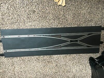 Scalextric Sport Digital Lane Change Straight C7036 EXCELLENT