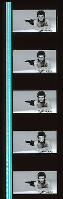 David Bowie Promo 35mm Film Cell strip very Rare t21