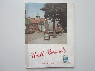 North Berwick Official Guide -- Dated 1953